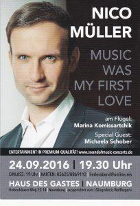 Konzert N Müller