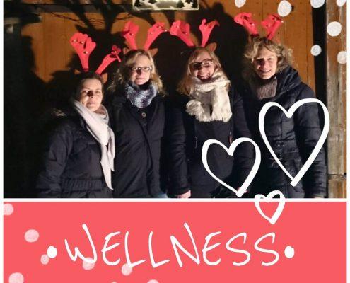 Tag 1 Wellnesstruppe