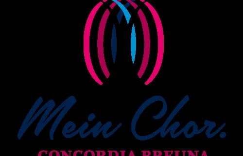 Mein Chor Concordia Breuna Logo